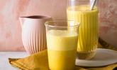 Kurkuma Latte oder golden milk
