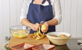 Schritt 3: Kartoffeln vorbereiten