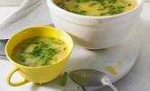 Portugiesische grüne Bohnensuppe