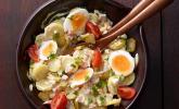 Omas bester Kartoffelsalat mit Mayonnaise
