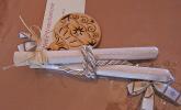 Angys weißer Weihnachts-Schokoladenzucker