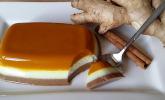 Goldene Milch-Schichtpudding à la Conny