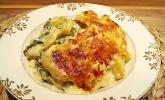 Kartoffel-Mangold-Gratin