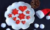 Kekse oder Plätzchen zum Ausstechen