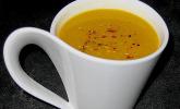 Möhren-Ingwer-Honig Suppe