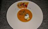Orangen-Cremesuppe zur Weihnachtszeit