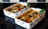 Salbei-Kartoffelgratin mit Parmesan