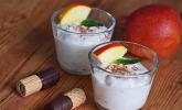 Zimt-Apfel-Joghurt