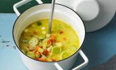 Gemüseeintopf mit Kokosmilch