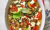 Platz 42: Griechischer Zucchini-Auflauf mit Feta
