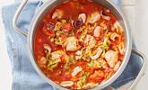 Platz 5: Katalanischer Meeresfrüchte-Topf