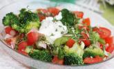 Platz 19: Brokkolisalat nach florentiner Art