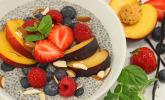 Chia-Pudding - Power-Frühstück