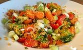 Couscous-Gemüse-Curry