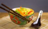 Kokosnuss-Curry-Suppe