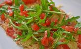 Platz 46: Low Carb Pizzaboden aus Blumenkohl