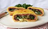 Platz 7: Low Carb Pizzarolle