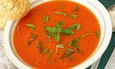Platz 50: Low carb Tomaten-Basilikum-Suppe
