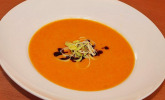 Mango-Karotten-Suppe