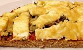 Platz 41: Mediterrane Thunfischpizza ohne Mehl