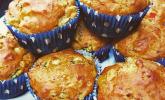 Pikante vegane Gemüse-Muffins