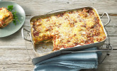 Platz 1: Zucchini-Lasagne