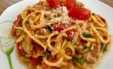 Platz 9: Zucchini-Spaghetti