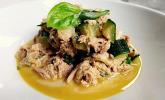 Platz 30: Zucchini-Thunfischpfanne