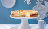 Käse-Apfel-Streuselkuchen