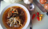 Asiatische Kohlsuppe