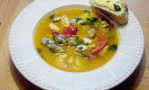 Bouillabaisse – französische Fischsuppe