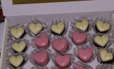 Chocolate in love