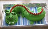 Fantakuchen-Schlange (/-Drache)