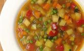 Gemischter Gemüseeintopf