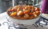 Japanisches Curry (karē raisu)