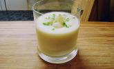 Kalte Blumenkohlsuppe