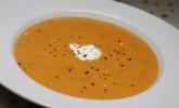 Möhren-Chili-Cremesuppe