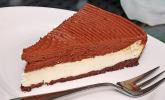 Mousse au Chocolat Käsekuchen
