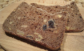 Pflaume-Walnuss-Brot