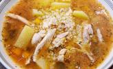Rassolnjik Suppe