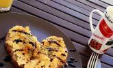 Drucken Rustikales Bauernfrühstück in Herzform