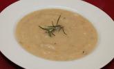 Schwarzwurzel-Roquefort-Suppe