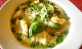 Smokeys Spargel-Zucchini-Suppe