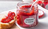 Erdbeer-Limetten-Marmelade