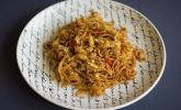Chinakohl-Salat, asiatisch