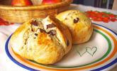 Frühstücks-Schokobrötchen