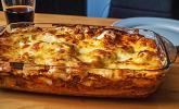 Lasagne al Forno nach bologneser Art
