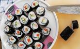 Maki-Sushi für Anfänger und Genießer