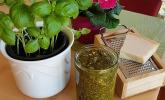 Pesto aus Pistazien