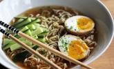 Ramen-Ei (Topping für Ramen-Nudelsuppen)